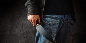 JURISPRUDÊNCIA – SENTENÇA CONDENATÓRIA CRIMINAL – ROUBO COM ARMA BRANCA – INCONSTITUCIONALIDADE FORMAL DE LEI.