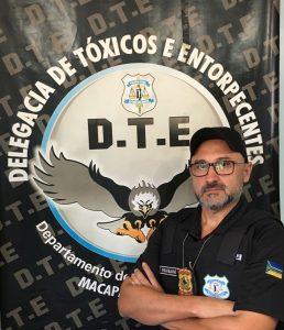 SEMPRE NO COMBATE AO TRÁFICO DE DROGAS !