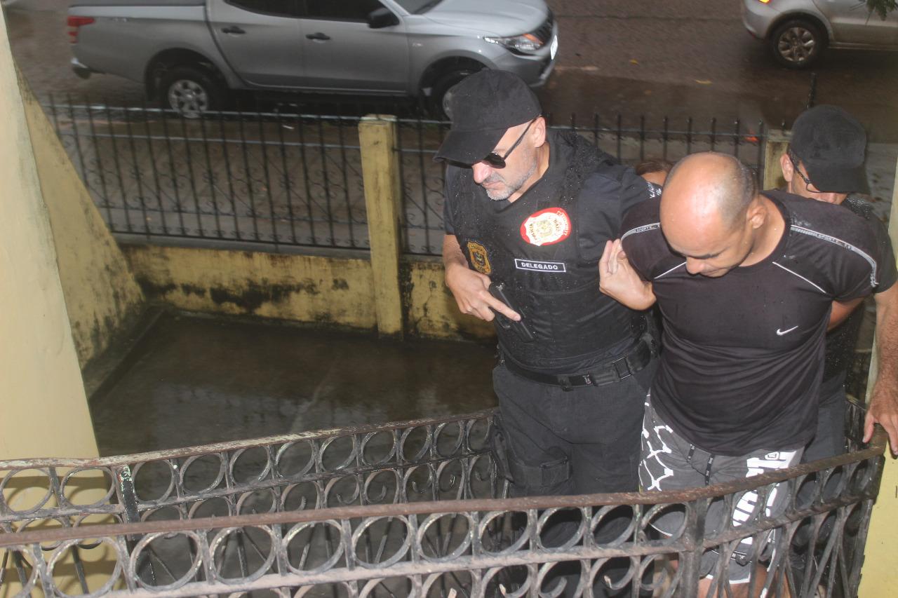 NOTÍCIAS JURÍDICAS: A equipe de investigadores da DERCCA e da 2ª Delegacia Polícia de Macapá capturaram foragido da Justiça, condenado por Crime de Estupro de Vulnerável.